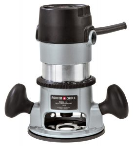 PORTER-CABLE 690LR 11-Amp Fixed-Base Router
