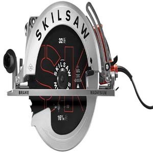 "Top Best SKILSAW SPT70V-11 SUPER SAWSQUATCH 16-5/16"" Worm Drive Circular Saw"